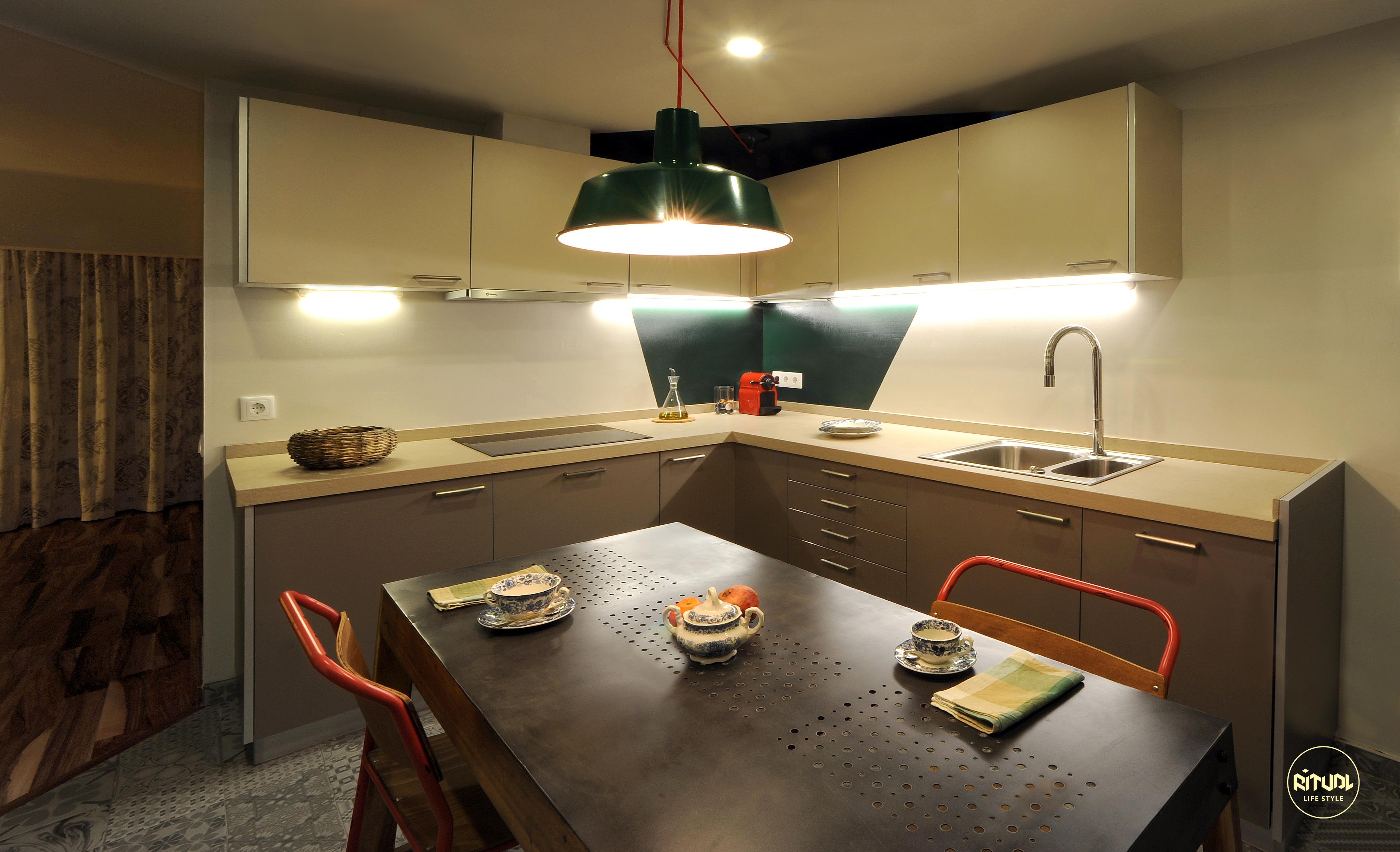Home remodel architect in Barcelona