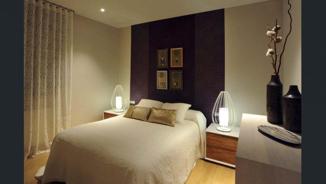 Paz y elegancia en el dormitorio
