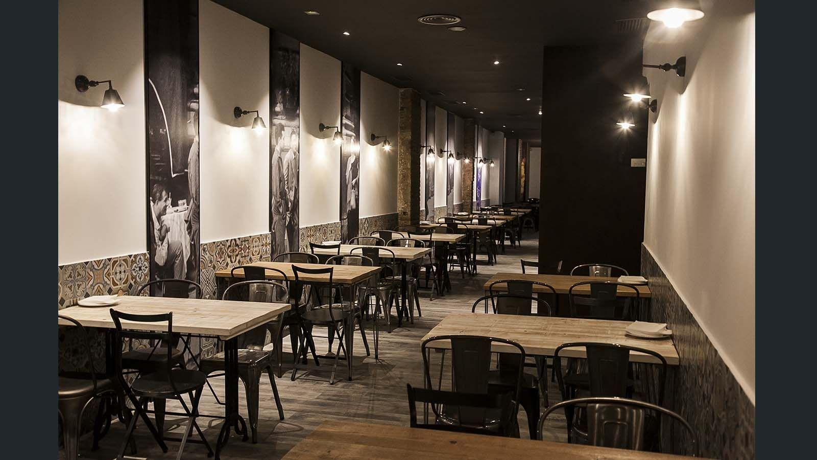 Un restaurante para Mateos