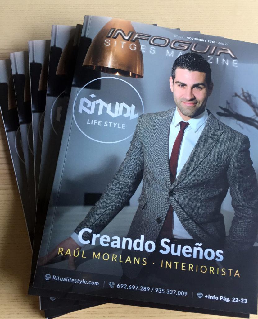 Ritual en sitges magazine interioristas en sitges - Reformas sitges ...