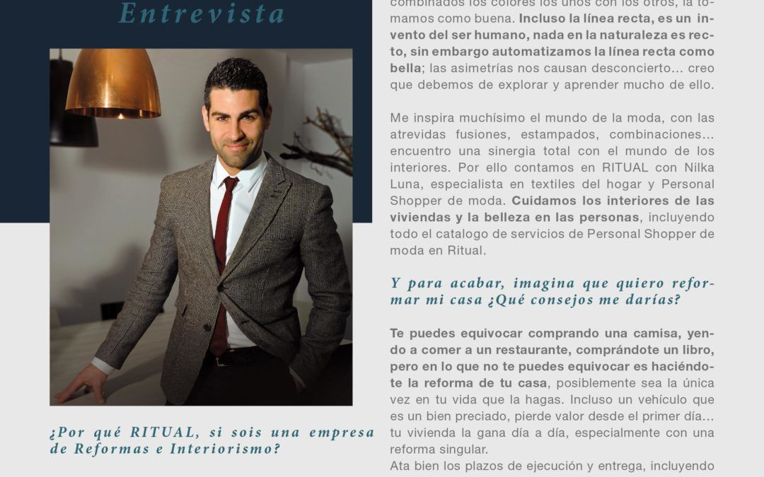 Interview with Raúl Morlans