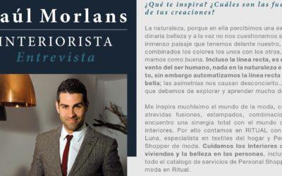 Entrevista a Raúl Morlans