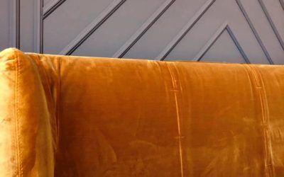 Interiorismo, color y texturas